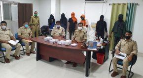 25 किलो गांजा और पिस्तौल के साथ एक गिरफ्तार