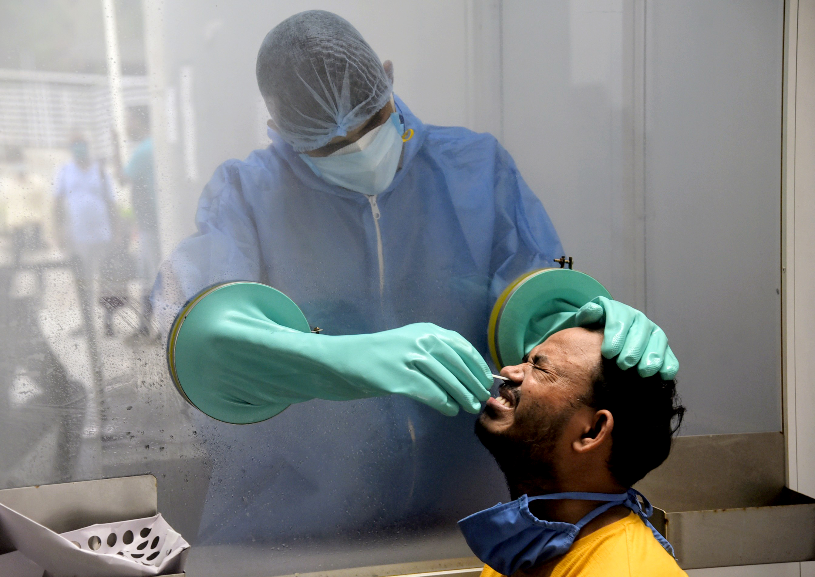बिहार : पटना के 25 अस्पतालों में शुरू हुई मुफ्त कोरोना टेस्टिंग
