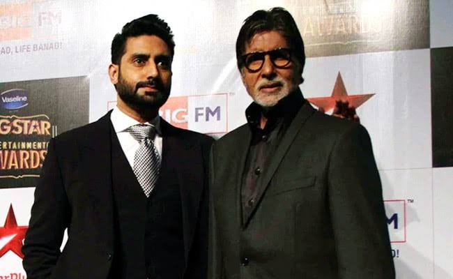सदी के महानायक अमिताभ बच्चन और पुत्र अभिषेक बच्चन कोरोना पॉजिटिव